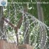 Rust proof cross Razor Barbed Wire