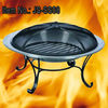 Outdoor Living Stainless Steel Fire Pit