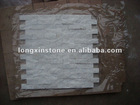 White Quartz Mosaic Pattern Stone