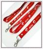promotion custom lanyards no minimum order