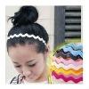 plastic baby headband