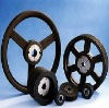 V pulley used as transmission part