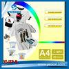 transfer printing paper/inkjet /laser transfer paper /light /dark