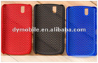 diamond studded cell phone leather newest case for blackberry