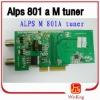 alps m tuner 801a DVB-S2 best tuner