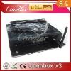 Original openbox X3 1080pi Full HD digital satellite receiver high definition DVB-S receiver support wifi free shipping