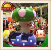 Newly design most attractive for kids indoor amusement park equipment rides