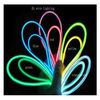 EL Wire Neon Strobe flexible Glow Light for Car dance Party