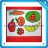 Fridge magnetic puzzle for children