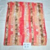 2012 map print new fashion polyester scarf for woman hot sale have stock