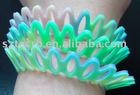 Latest silicone bracelet