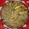 green bean starch sheet