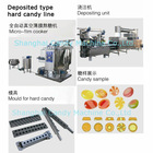 Full automatic confectionery making machine