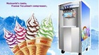 whole stainless steel Thakon soft ice cream machine with rainbow function Model TK968