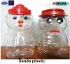 Plastic candy Container/candy plastic container