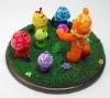 Polymer Clay Mushroom Handicraft