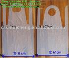 Plastic disposable PE apron/HDPE apron