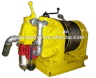 Coal Mining Mines Pneumatic Winch API Approved