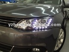 auto led head lamp for VW JETTA/SAGITAR 2012