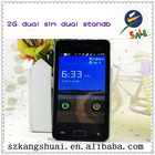 Fashion 4.0 inch Android dual card dual standby smart phone