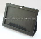 leathe case for samsung galaxy tab 10.1 p7510