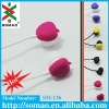 (apple type)beautiful and nice Noise cancelling earphone