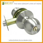 New arrival stainless steel SS finish cylindrical entrance cylindrical lock