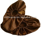 100 cotton cloth shoe covers,non-slip shoe covers