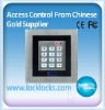 Stainless Waterproof RFID Access Controller BTS-9908