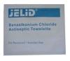 Benzalkonium Chloride Antiseptic Towelette