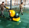 JS-580 heavy duty floor polisher