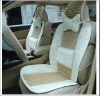 Ice 8 pieces of silk car seat cover