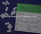small plastic worm gear for motor