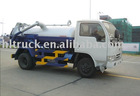 HLQ5060GXW sewage tanker truck
