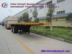 30t 12m Container transport semitrailer
