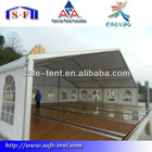 800m2 area/ 7.2 m high Waterproof aluminum frame tennis court tent