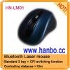 bluetooth laser mouse(HN-LM01/1000DPI/bluetooth/laser)