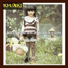 2012 wholesale high quality autumn guangzhou kid clothes