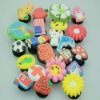 various design plastic shoe buckles