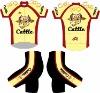 Custom Cycling Jersey Design cycling wear+ Bicycle shorts
