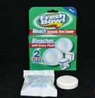 white bleach tabs bathroom Toilet cleaner