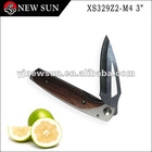 "3"" special folding ceramic knife(black blade)"