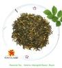 Sencha+Marigold Flower+Peach Chinese Flavored Tea