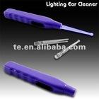 lighting ear cleaner,lighting earpick,electric ear cleaner