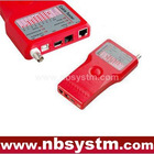 5 in 1 Cable Tester for UTP STP RJ45, RJ11 RJ12, BNC, USB & IEEE1394