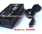 Replacement AC adapter for Panasonic HDC-HS20