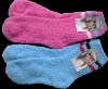 girls cozy socks/knee sock/cozy soxs