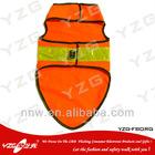 colorful fashional led safety dog clothing