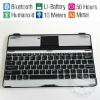 Mobile Bluetooth Keyboard for 9.7 inch Tablet PC/Metal casing/Built-in lithium battery