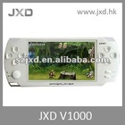 JXD V1000 Support GBA,GBC,GB,NES,SMD,SMC,BIN and SWF etc. with 4.3'' TFT Screen